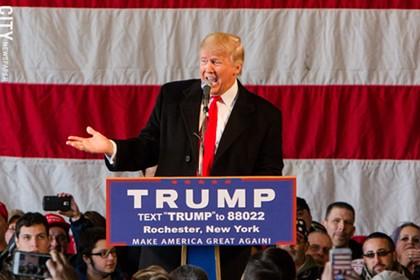 Trump camp takes aim at the arts, again