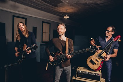 'Authentic' is a fine word for The Wood Brothers