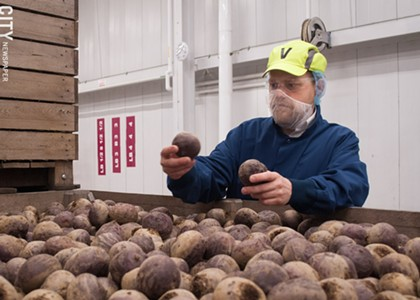 Local beet manufacturer rethinks the root