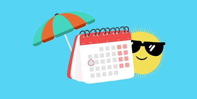 Calendar curveball gives us an extra week of summer this year