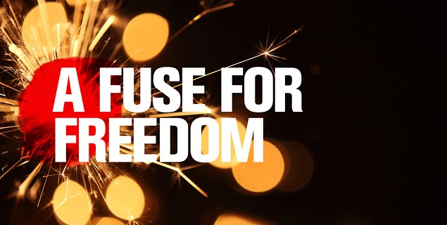 Calendar preview: A fuse for freedom