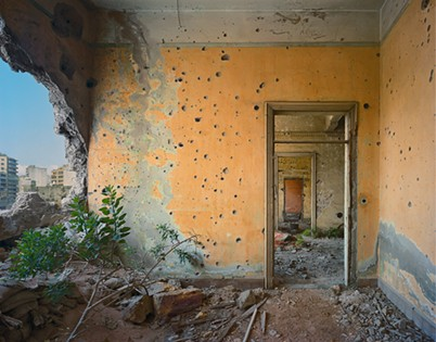 Robert Polidori: Chronophagia