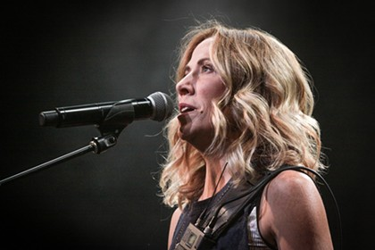 Sheryl Crow at Jazz Fest