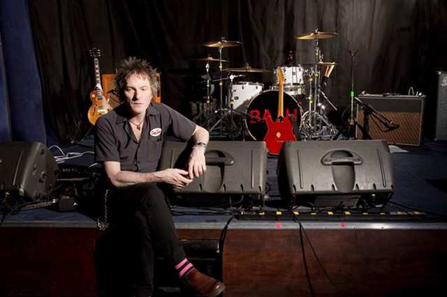 Bassist Tommy Stinson is best known as a member of the influential alternative rock band The Replacements, but he's showed no signs of slowing down since the band last parted ways in 2015.