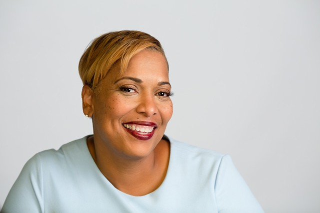 Lesli Myers-Small was named superintendent of the Rochester City School District on May 18, 2020.