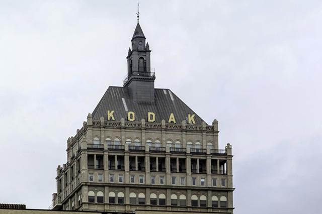 Kodak Tower.