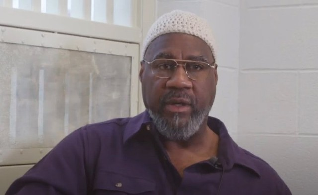 Jalil Muntaqim, also known as Anthony Bottom, in an interview prior to his release on parole.