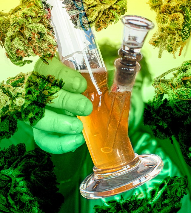 Legal weed is coming to New York, which means a new craft beverage industry has the potential to build momentum.