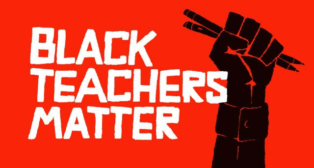 Image result for Black teachers found themselves restricted to only teaching Black students