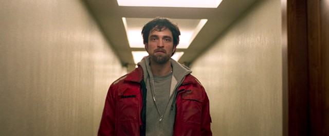 "Robert Pattinson in the gritty ""Good Time."""
