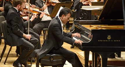Classical review: Jon Nakamatsu with SCMR