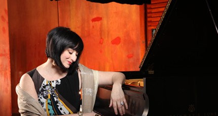 Top pianists honor a jazz pioneer