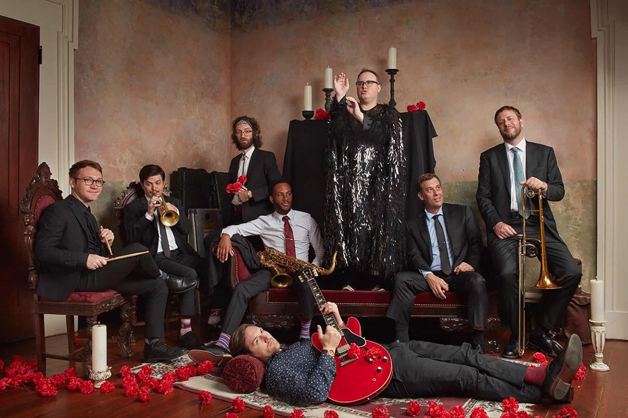 St. Paul and the Broken Bones - PHOTO PROVIDED