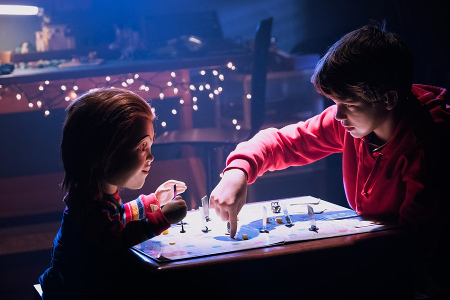 Child's Play - PHOTO COURTESY ORION PICTURES