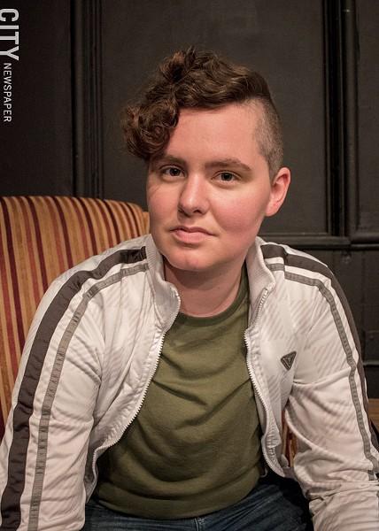 Jace Meyer-Crosby. - PHOTO BY RENÉE HEININGER