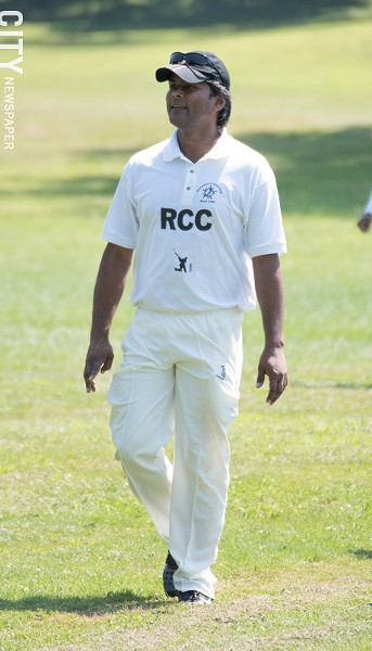 Rochester Cricket Club vice captain - Sambit Mohapatra - PHOTO BY JACOB WALSH