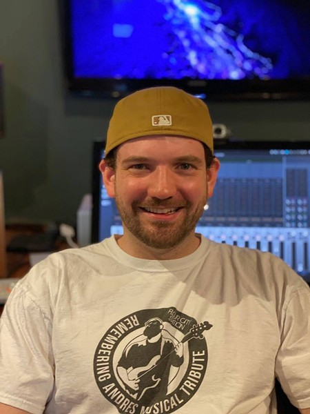 Musician and producer Matt Ramerman has spearheaded The Rochester Livestream Music Festival in response to the COVID-19 pandemic. - PHOTO PROVIDED