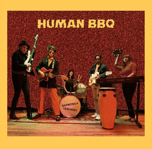 "Harmonica Lewinski releases ""Human BBQ"" on April 24. - IMAGE PROVIDED"