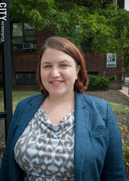 Jen Lunsford, a Democrat, is challenging Assemblyman Mark Johns for the 135th Assembly District seat. - FILE PHOTO