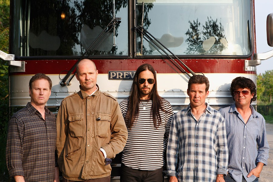 The Tragically Hip performed at CMAC on Saturday, July 4. - PHOTO PROVIDED