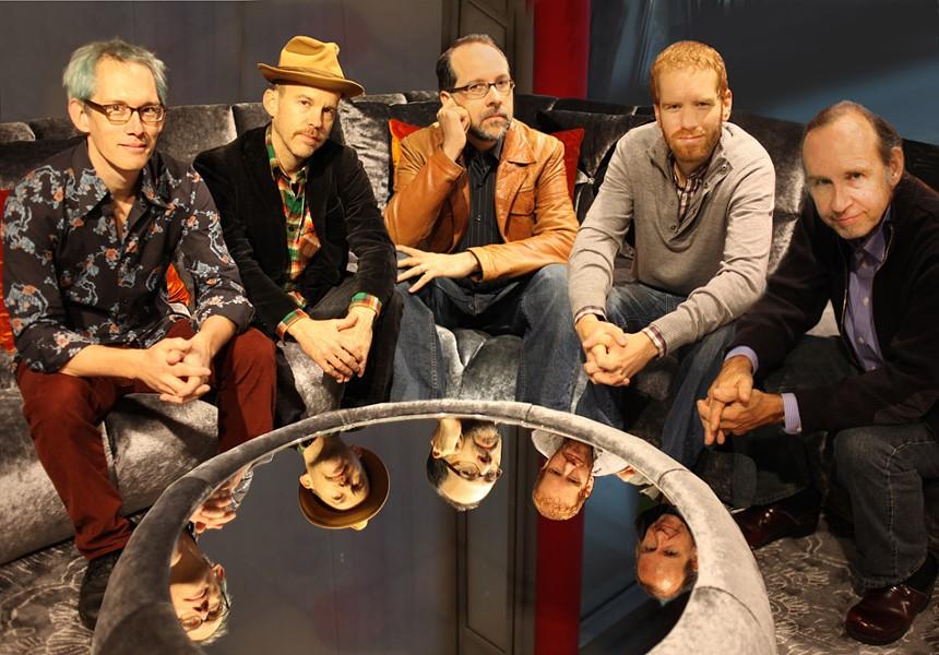 The Claudia Quintet - PHOTO COURTESY XEROX ROCHESTER INTERNATIONAL JAZZ FESTIVAL