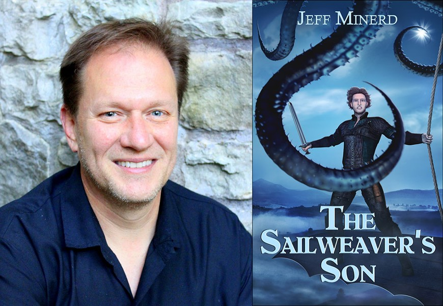 "Jeff Minerd: ""The Sailweaver's Son"" - PHOTOS PROVIDED"