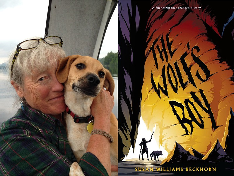 "Susan Williams Beckhorn: ""The Wolf's Boy"" - PHOTOS PROVIDED"