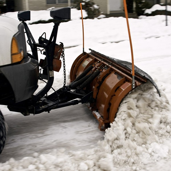 Observe alternate side parking for quicker plowing. - FILE PHOTO