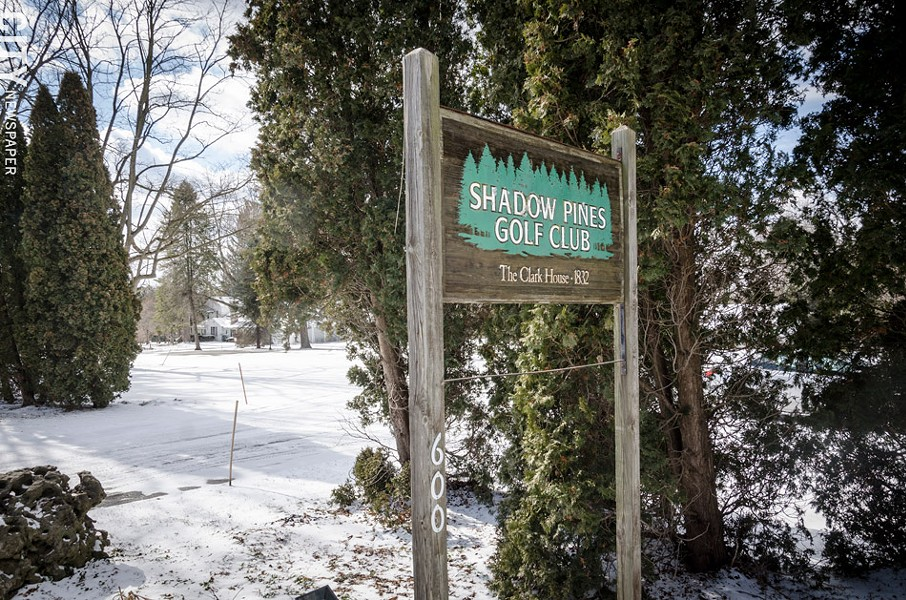 Shadow Pines golf course in Penfield is up for sale. - FILE PHOTO