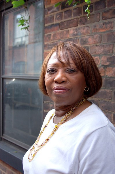 City Council President Loretta Scott. - FILE PHOTO