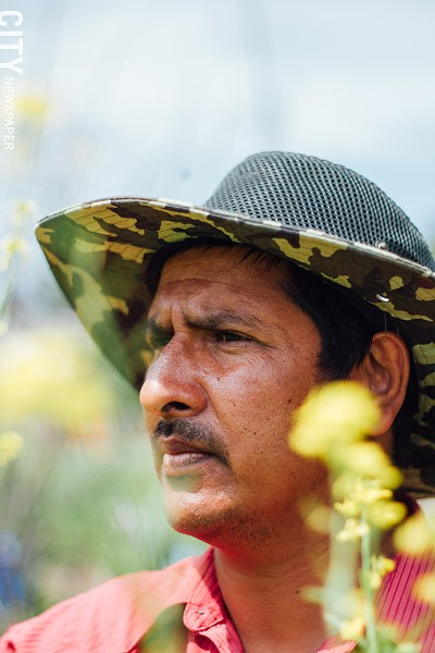 Lachuman Pokhrel - PHOTO BY KEVIN FULLER