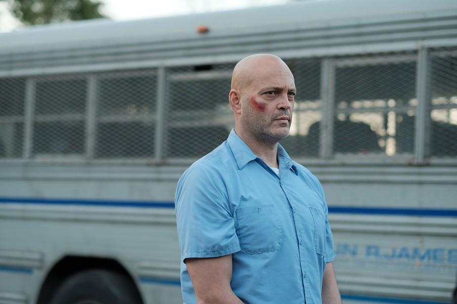 """Vince Vaughn in """"Brawl in Cell Block 99."""" - PHOTO COURTESY RLJE FILMS"""