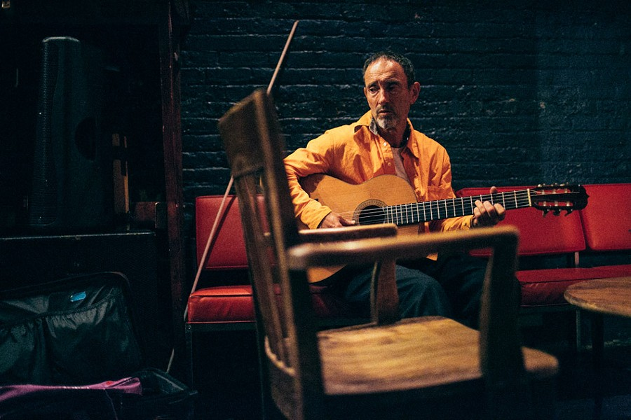 Jonathan Richman. - PHOTO PROVIDED