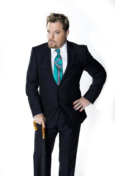 Eddie Izzard. - PHOTO COURTESY AMANDA SEARLE