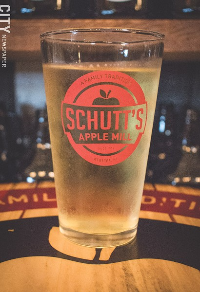 Great Grandpa's Grog at Schutt's Apple Mill. - FILE PHOTO