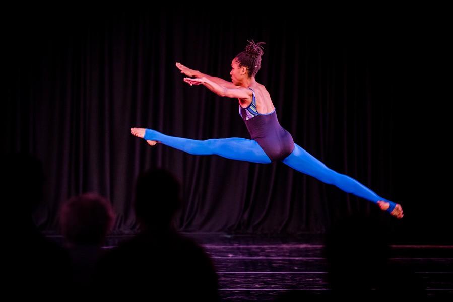 Garth Fagan Dance. - PHOTO BY JOSH SAUNDERS