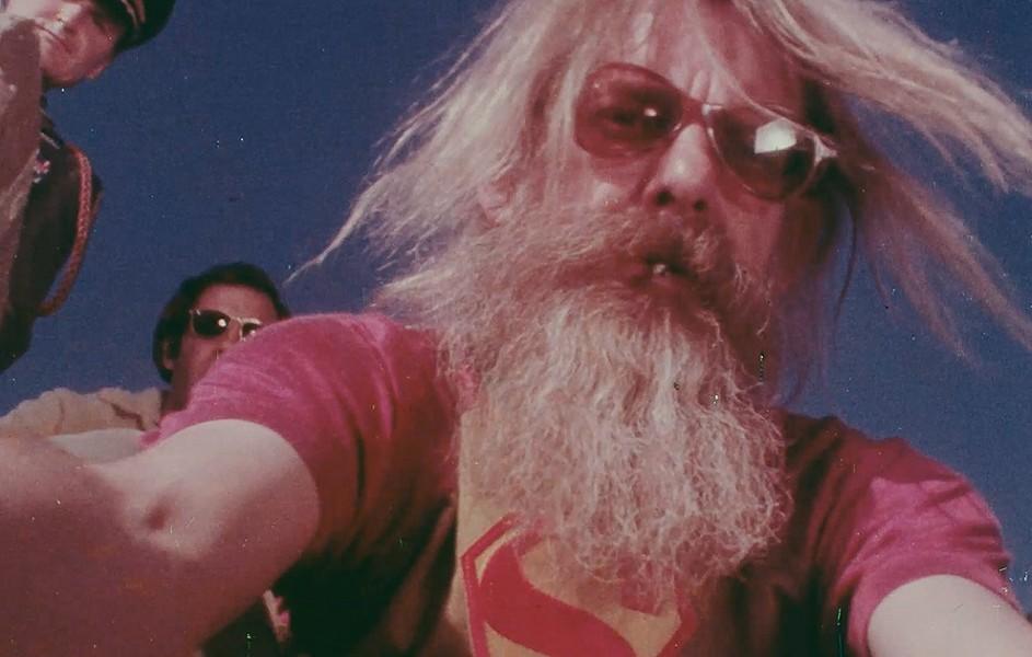 "Filmmaker Hal Ashby, subject of the new documentary ""Hal."" - PHOTO COURTESY OSCILLOSCOPE LABORATORIES"