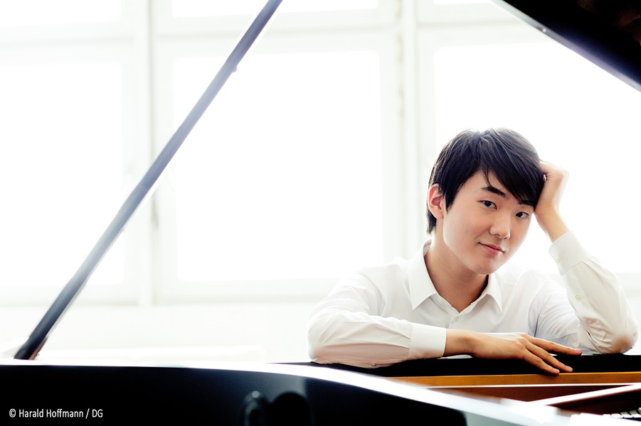 Pianist Seong-Jin Cho played a sold-out concert at Eastman School of Music's Kilbourn Hall, as part of the Fernando Laires Piano Series. - PHOTO COURTESY OF SOLEA MANAGEMENT