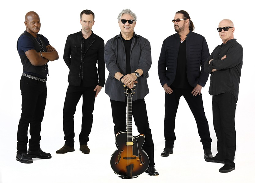 Steve Miller Band is the last headliner announced for the 2019 CGI Rochester International Jazz Festival. - PHOTO PROVIDED