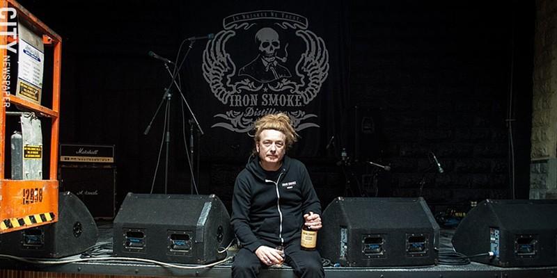 Iron Smoke Distillery's Tommy Brunett