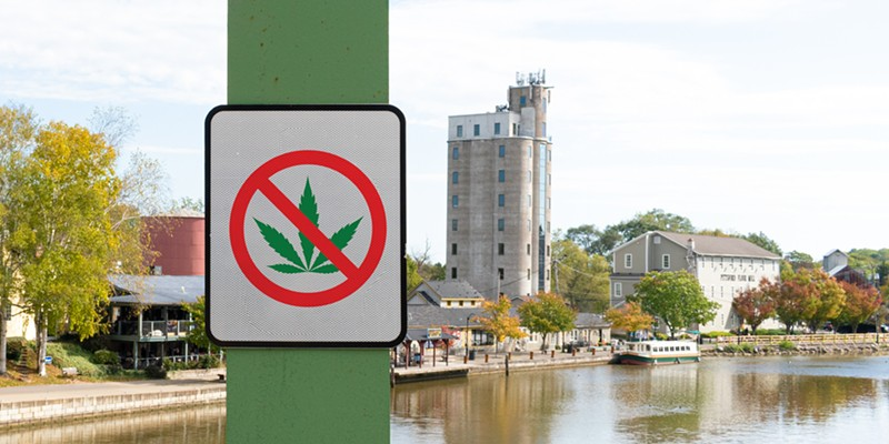 Under the state law that legalized the recreational use of cannabis, local governments have until Dec. 31 to decide whether they'll allow cannabis shops or consumption sites, like lounges, within their borders.