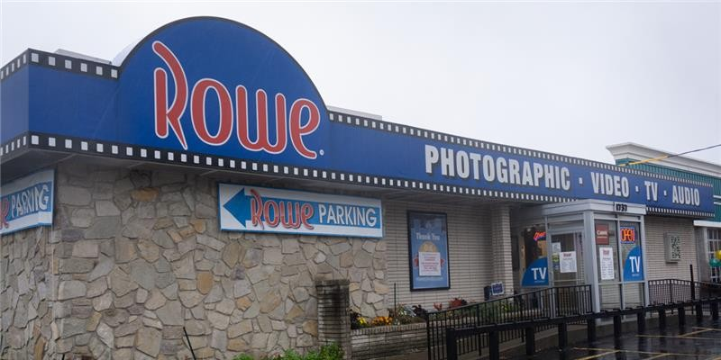 Rowe Photo on Mt. Hope has been operating in the same location since 1969. It may soon be replaced by a Taco Bell.