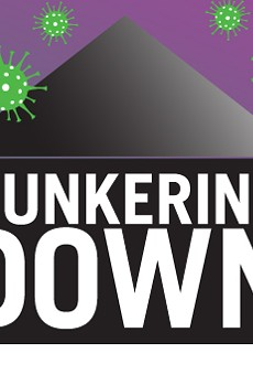 Hunkering Down: Coping with the new normal of coronavirus