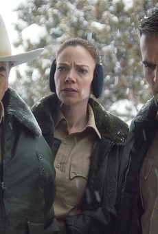 Film review: 'The Wolf of Snow Hollow'