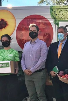 Foodlink announces partnership with COVID-19 Fresh Food Fund