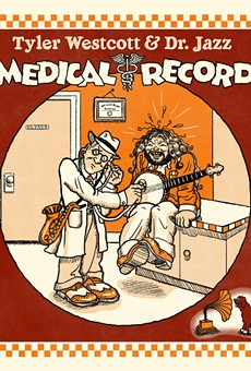 Album review: 'Medical Record' by Tyler Westcott & Dr. Jazz