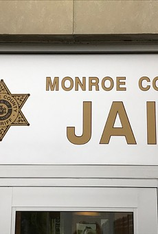 As of Friday morning, 33 inmates and 24 jail staff had tested positive for the coronavirus, according to the Monroe County Sheriff's Office. That's up from Tuesday, when the sheriff's office said 15 inmates and 18 jail staff had tested positive for the coronavirus.