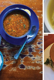 Soul-warming soups for the dead of winter