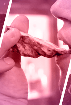 The Valentine's Day hunt for passion through aphrodisiac foods