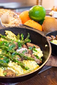 Stay-in special: make a scrumptious, special brunch for mom at home